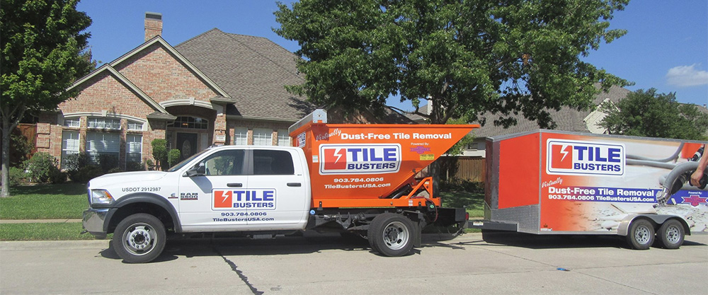 About Tile Busters®